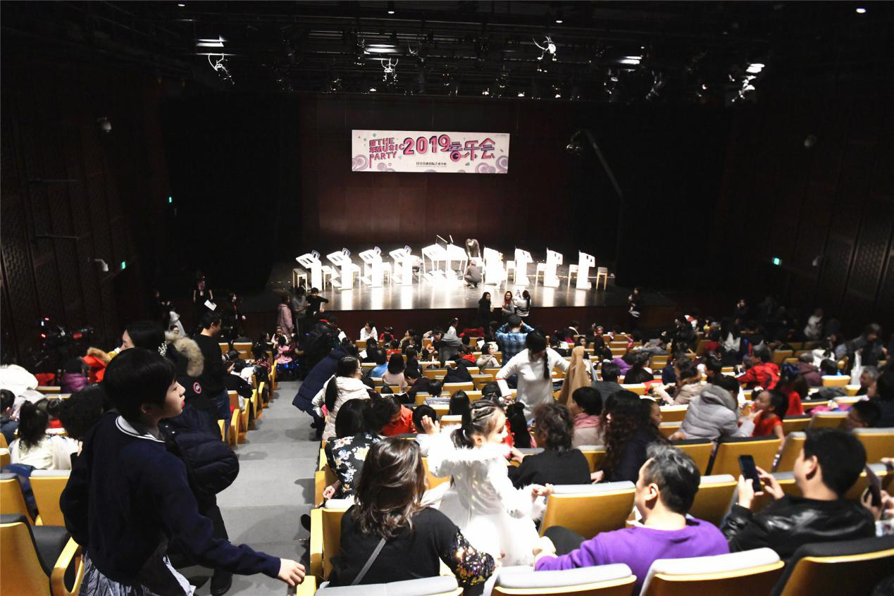 【活动】玖月奇迹国际艺术中心2019新年音乐会圆满举行