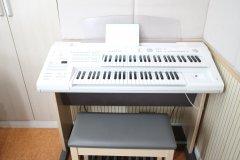 双排键脚键盘演奏技术的训练方法