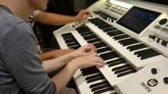 双排键的发展对音乐教育领域的影响
