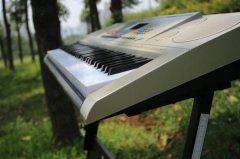 初学电子琴自动节奏的注意事项