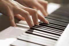 钢琴的基础学习过程中如何练习手腕动作?