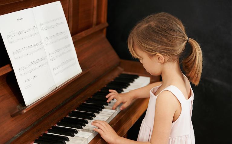 孩子在暑假应该如何高效的练琴?