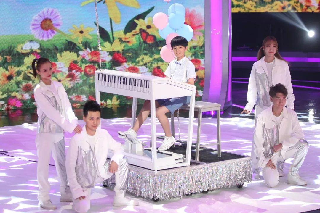 央视节目预告丨玖乐团朝气阳光帅气美少年登场!