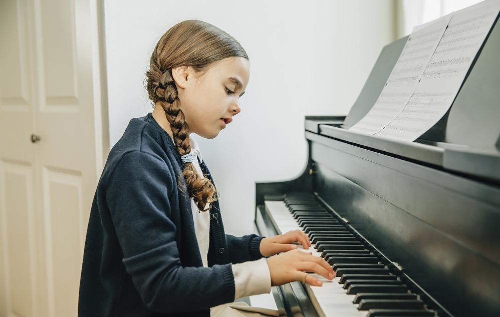 学钢琴怎样练习基本功?每日必练基本功内容介绍