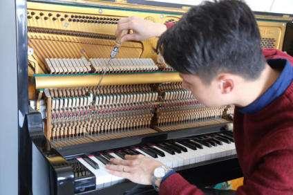 钢琴怎么调音?钢琴调音一次一般多少钱?