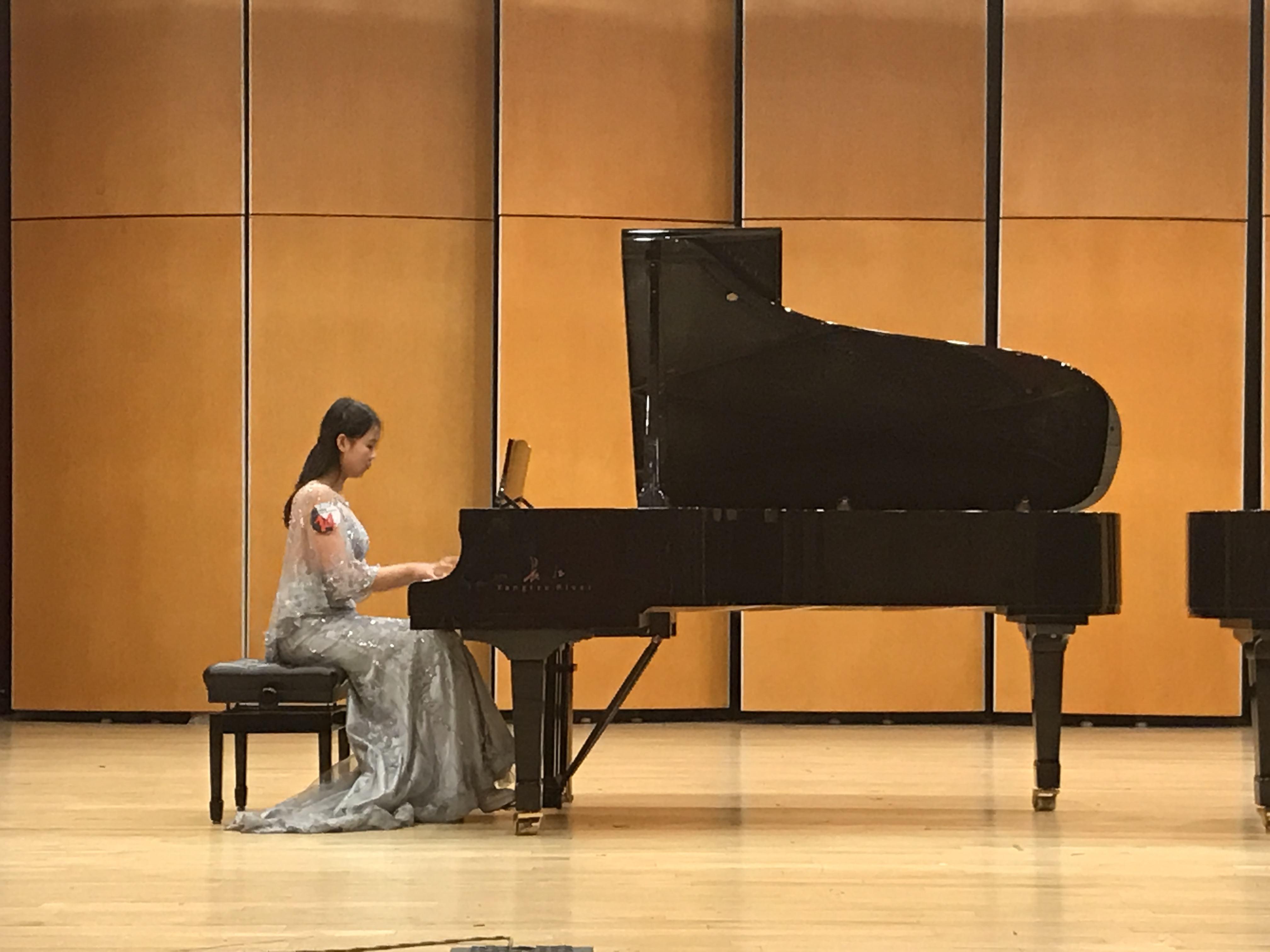 正确合理的呼吸有助于钢琴演奏