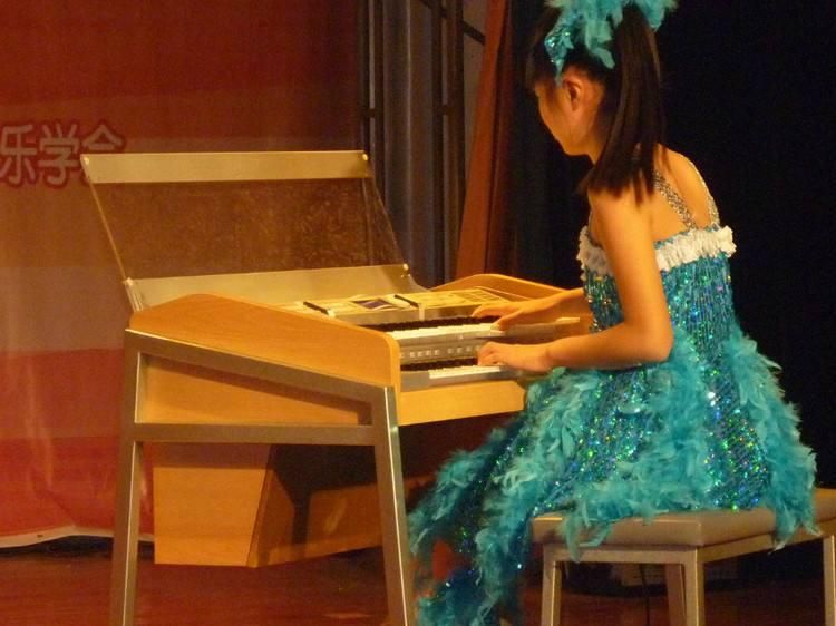 双排键电子管风琴常用奏法