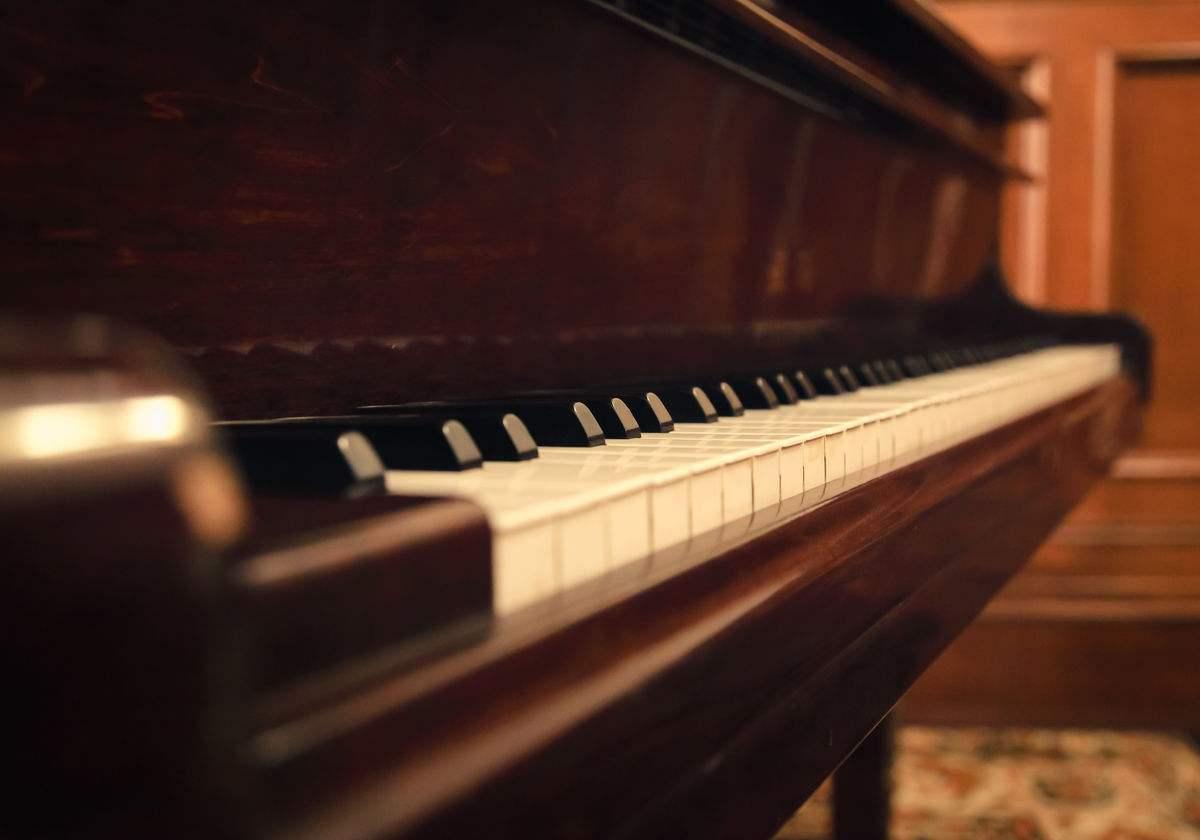 教你如何记住钢琴的88个键