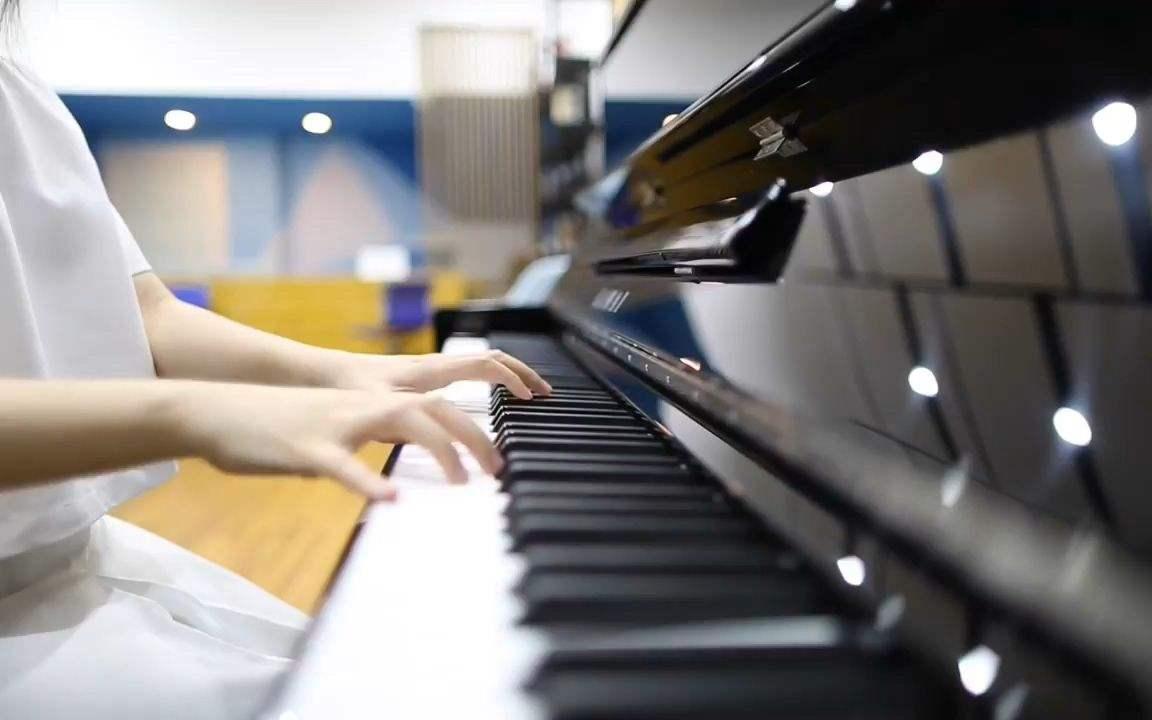钢琴断奏与连奏的训练