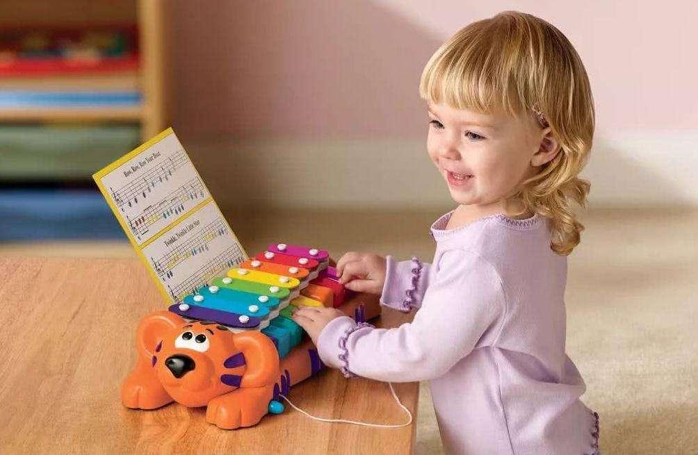 接受音乐启蒙是孩子本能的选择
