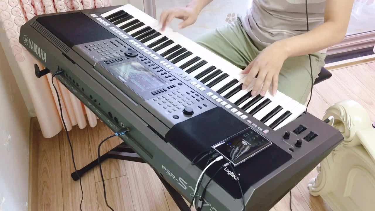 电子琴上的和弦弹法