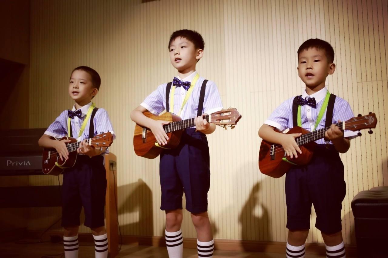 音乐教育能够塑造孩子的人格
