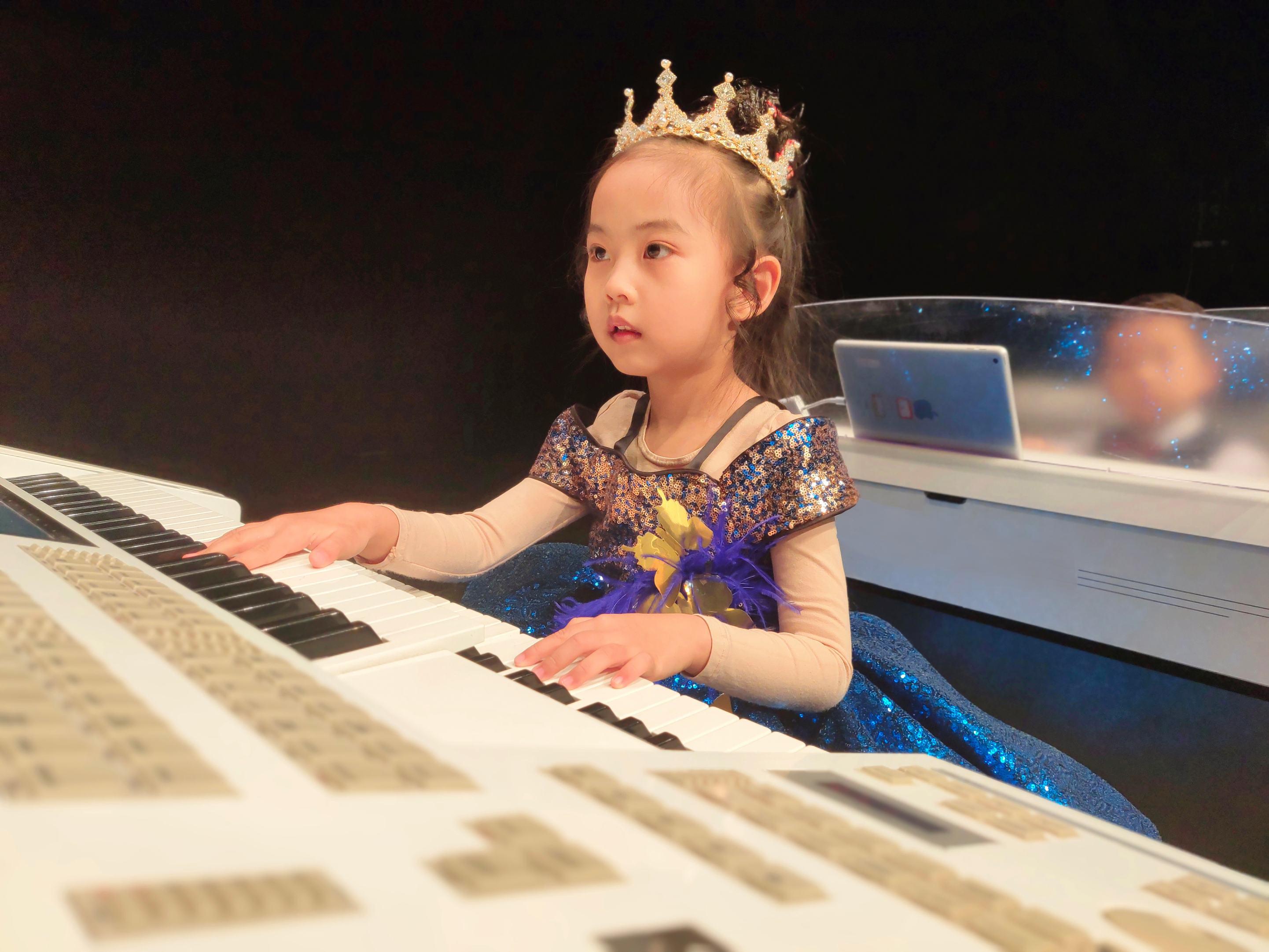 学音乐孩子和不学音乐对孩子以后会有哪些差别影响?