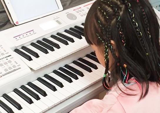 《脚键盘练习曲1-1》