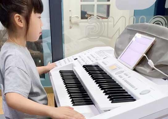 彤彤《脚键盘练习曲1-4》