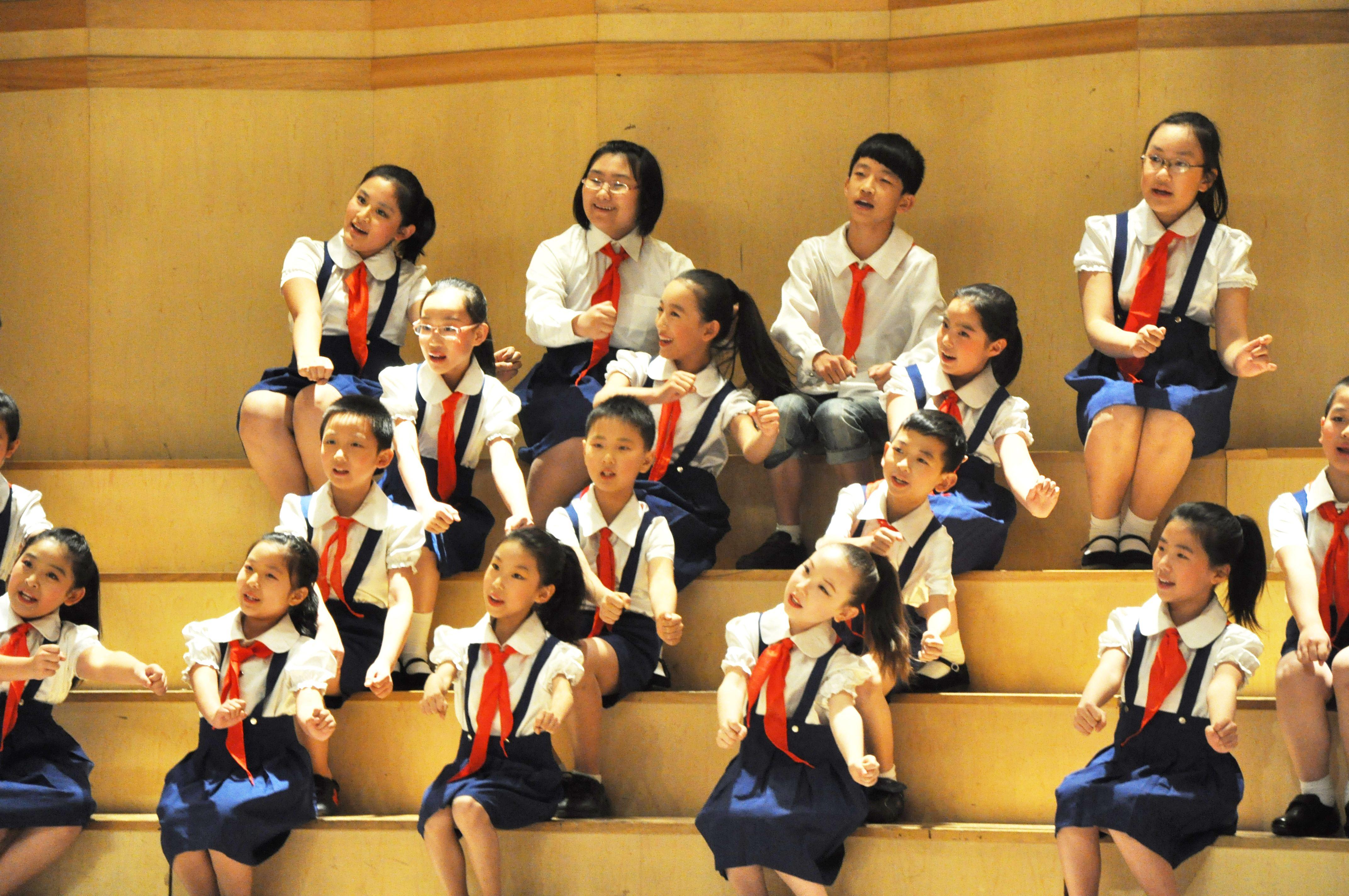 为什么让孩子学合唱?看看都有哪些好处你就知道了