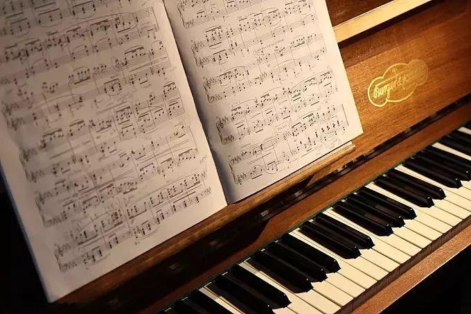 学音乐,总忘记乐谱的原因是什么?