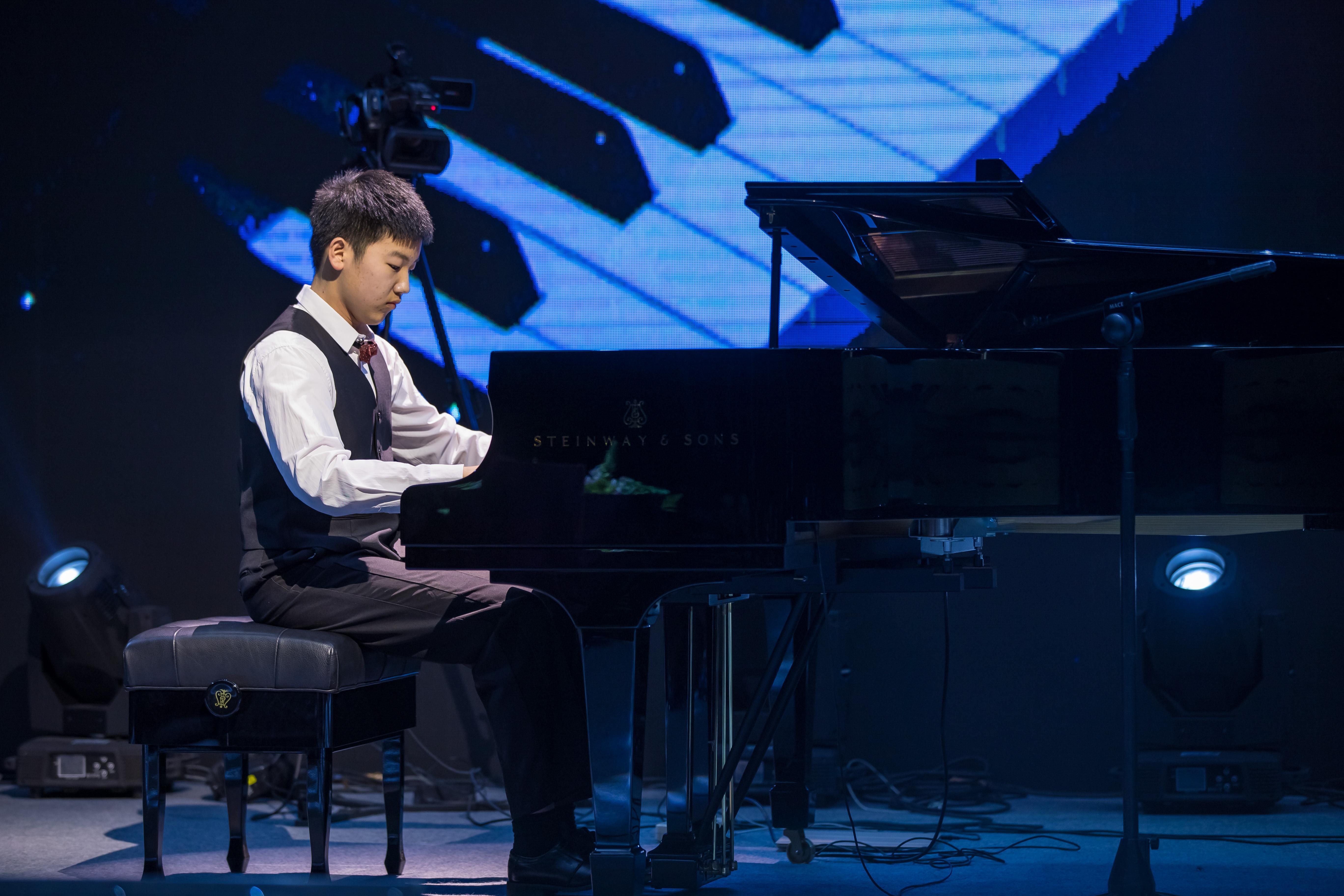 钢琴演奏中的情感表达