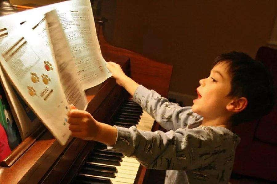 孩子学琴没效率,可能是这几种原因