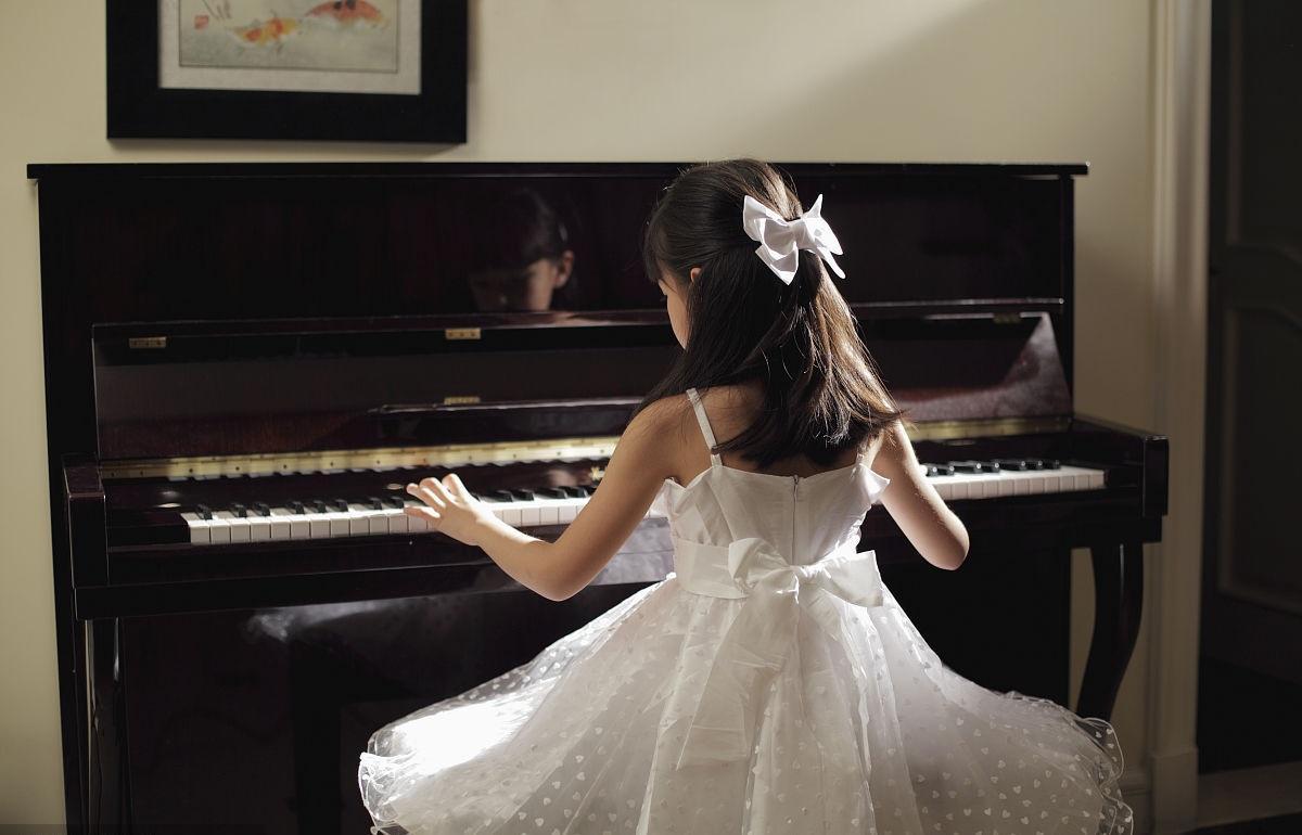 钢琴音阶练习的四个小技巧
