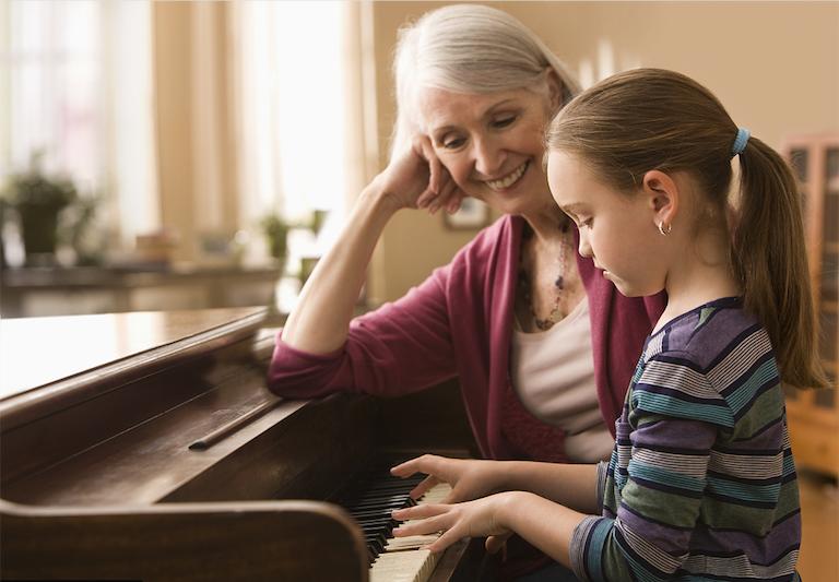 家长练好心态,孩子才能练好钢琴