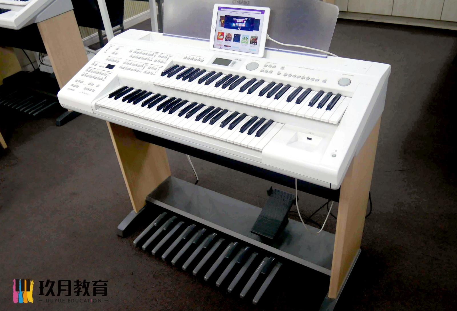 【双排键小学堂】一、认识双排键电子琴