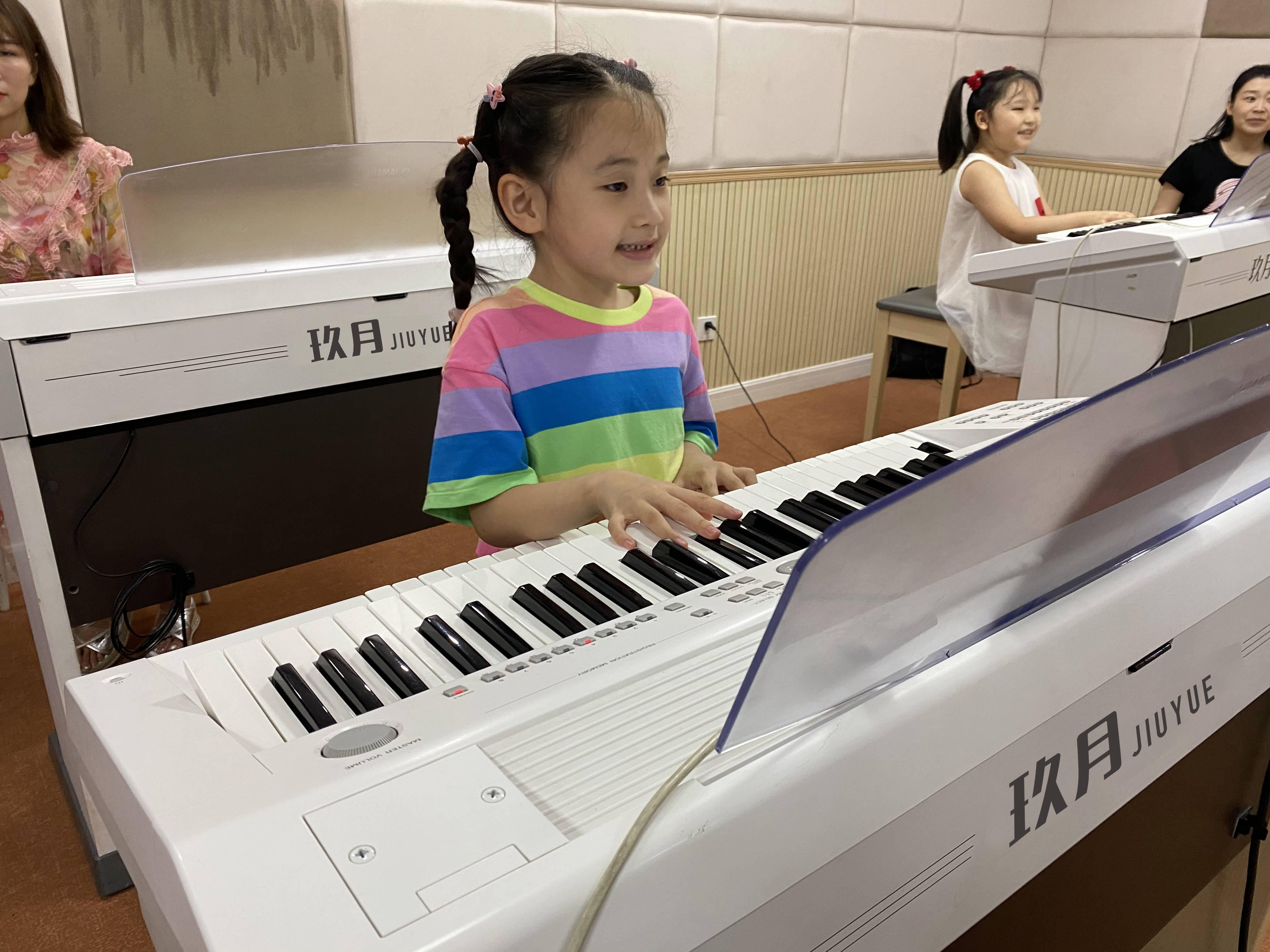 双排键作为儿童音乐启蒙乐器的破冰话术,你掌握了吗?