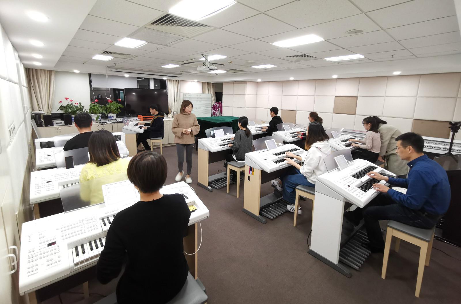 音乐教师自我提升的方向都有哪些?