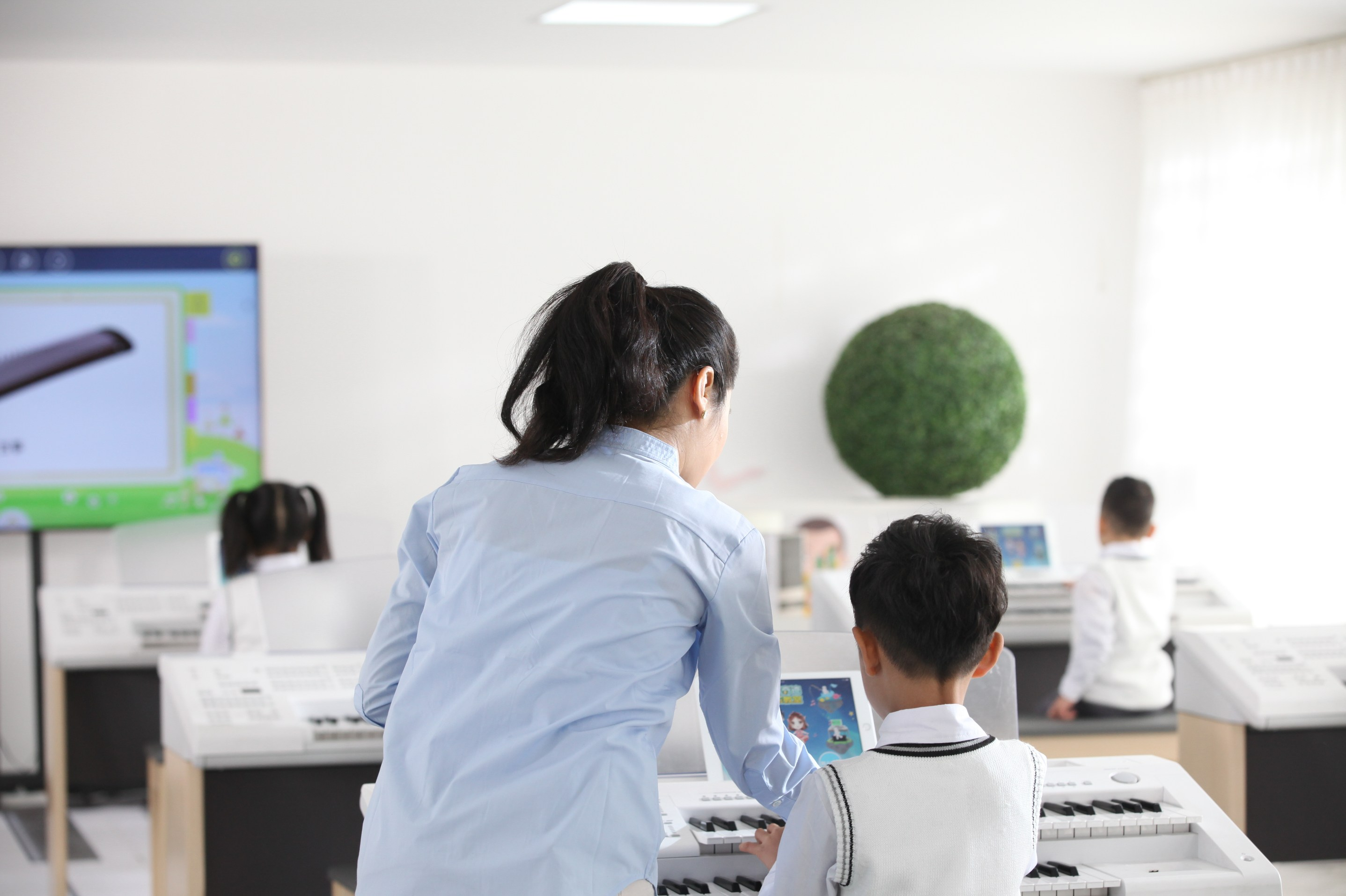 音乐素质教育机构如何与幼园合作?